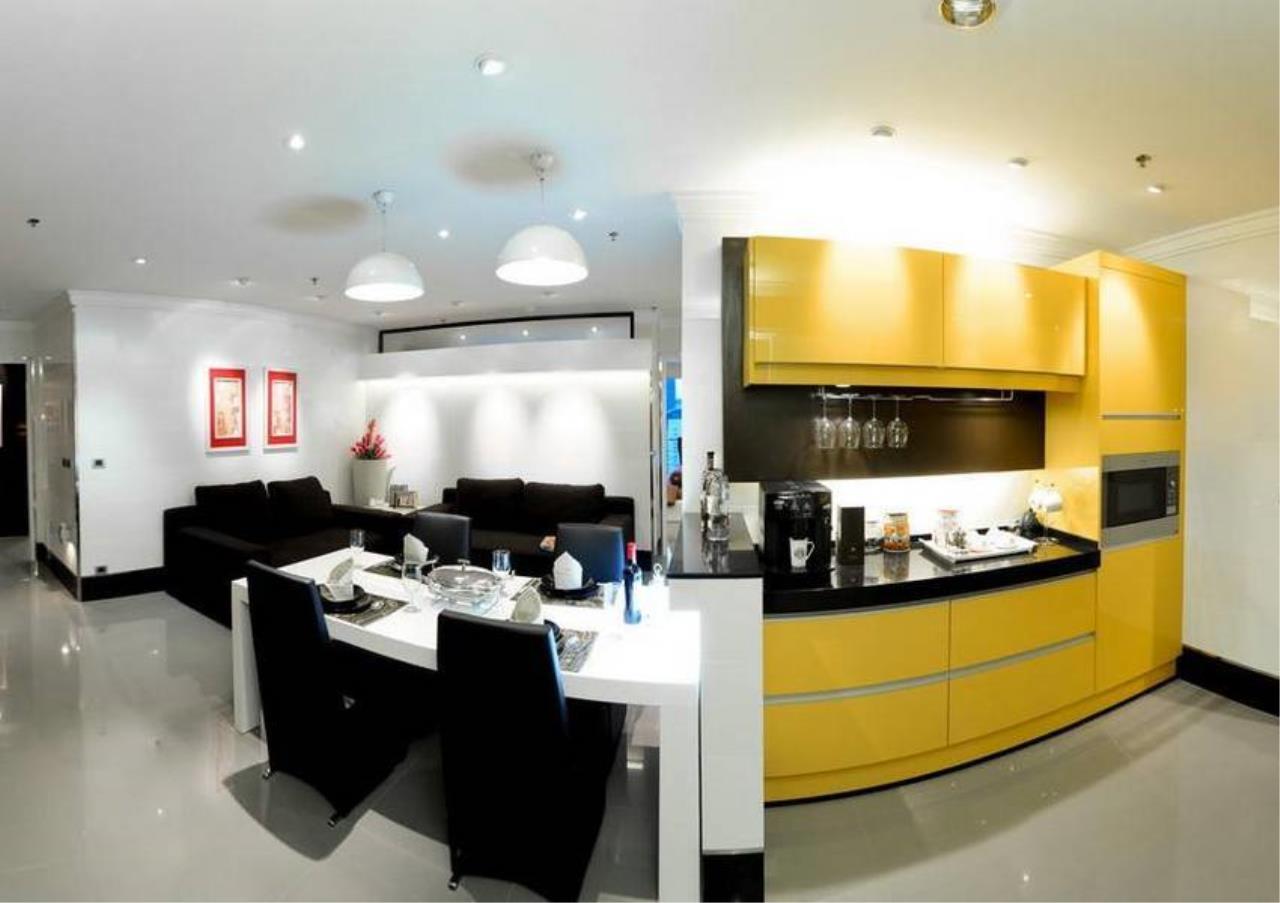 Bangkok Residential Agency's 2 Bed Condo For Rent in Asoke BR4971CD 2