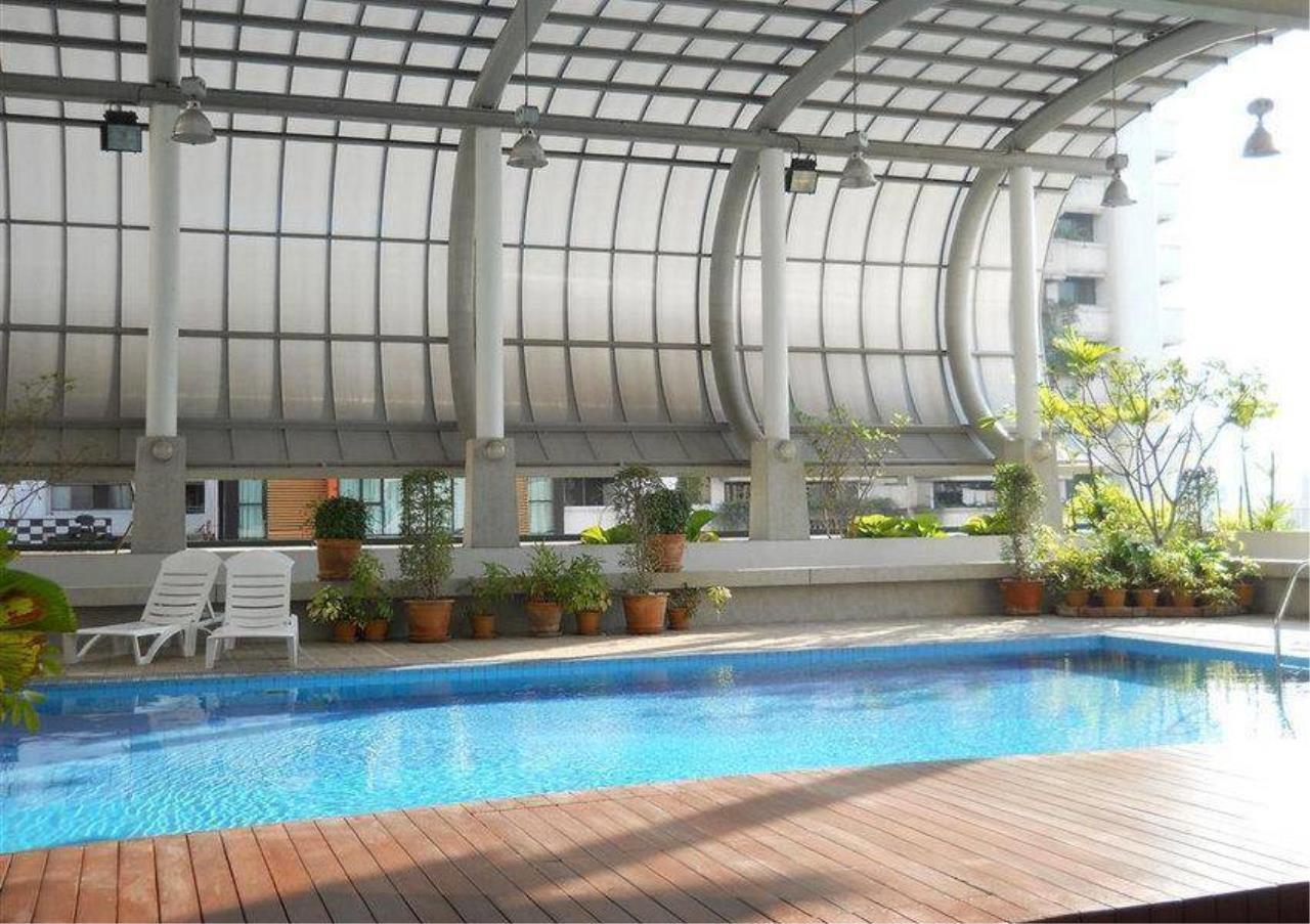 Bangkok Residential Agency's 2 Bed Condo For Rent in Asoke BR4971CD 9