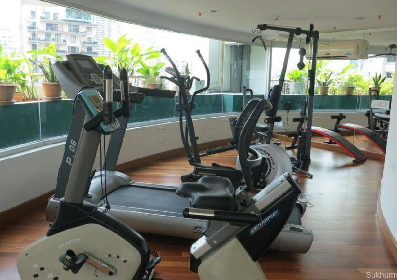 Bangkok Residential Agency's 2 Bed Condo For Rent in Asoke BR4971CD 10