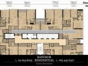 Bangkok Residential Agency's 2 Bed Condo For Sale in Nana BR4982CD 36
