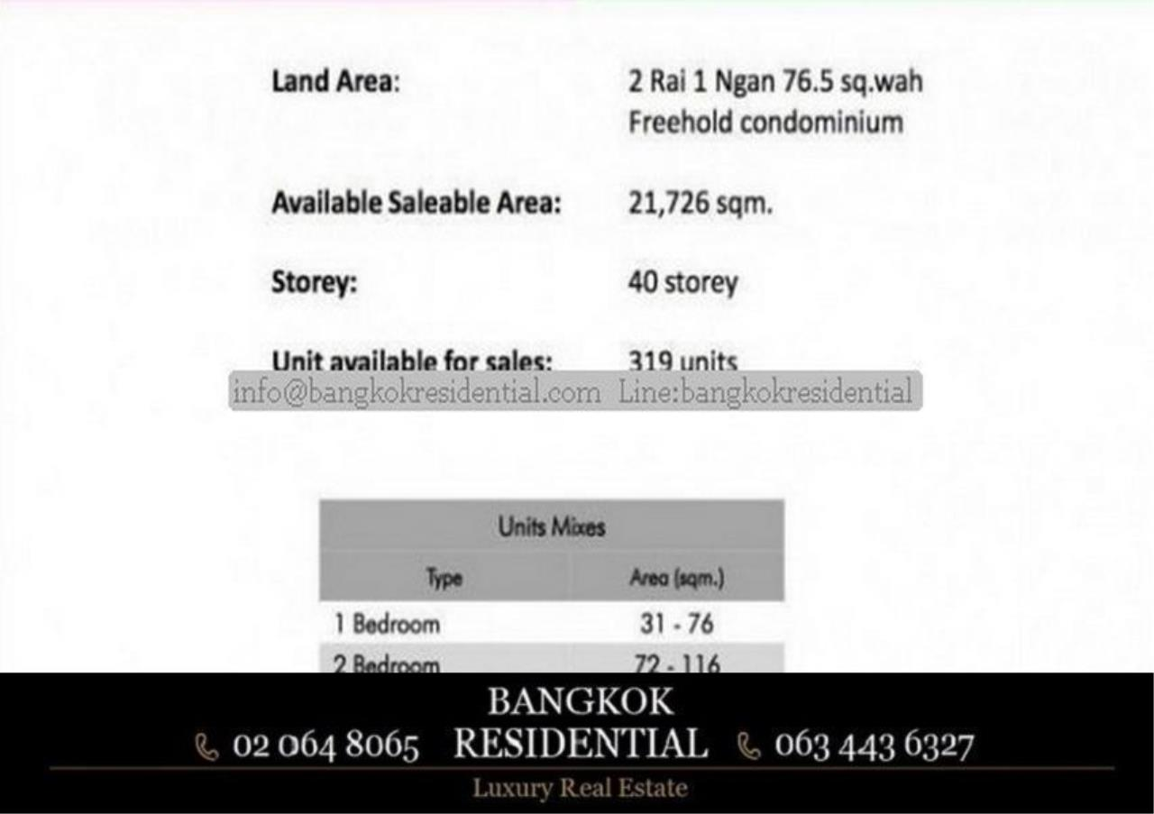 Bangkok Residential Agency's 2 Bed Condo For Sale in Nana BR4982CD 16