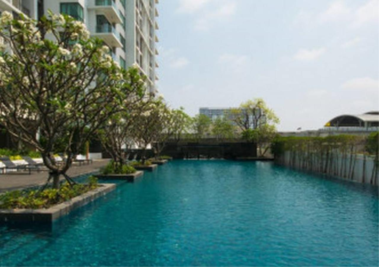Bangkok Residential Agency's 2 Bed Condo For Rent in Punnawithee BR5001CD 1
