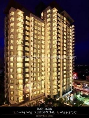 Bangkok Residential Agency's 2 Bed Condo For Rent in Punnawithee BR5001CD 12