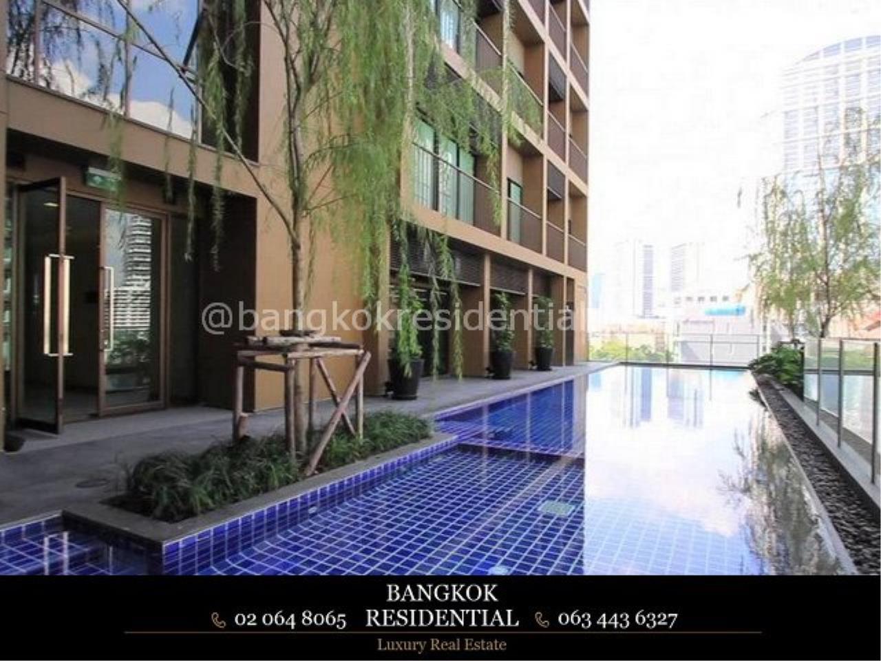 Bangkok Residential Agency's 1BR Noble Refine For Rent (BR5018CD) 1