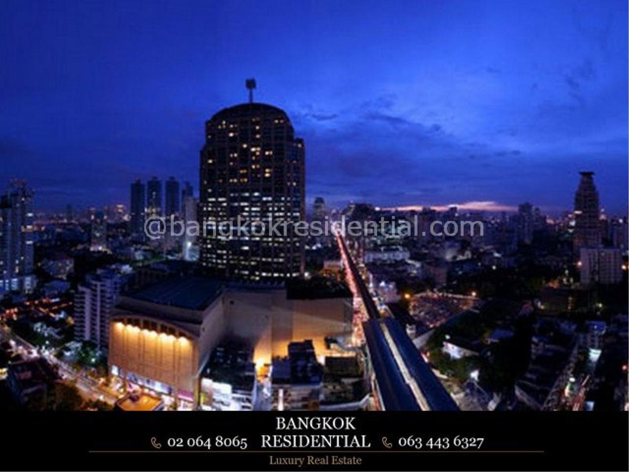 Bangkok Residential Agency's 1BR Noble Refine For Rent (BR5018CD) 2