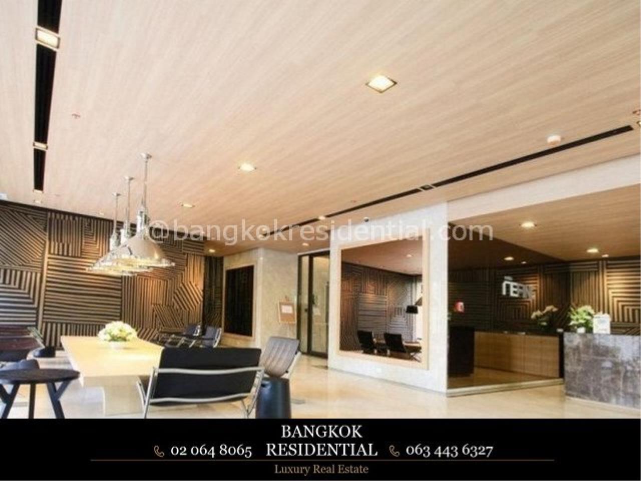 Bangkok Residential Agency's 1BR Noble Refine For Rent (BR5018CD) 3