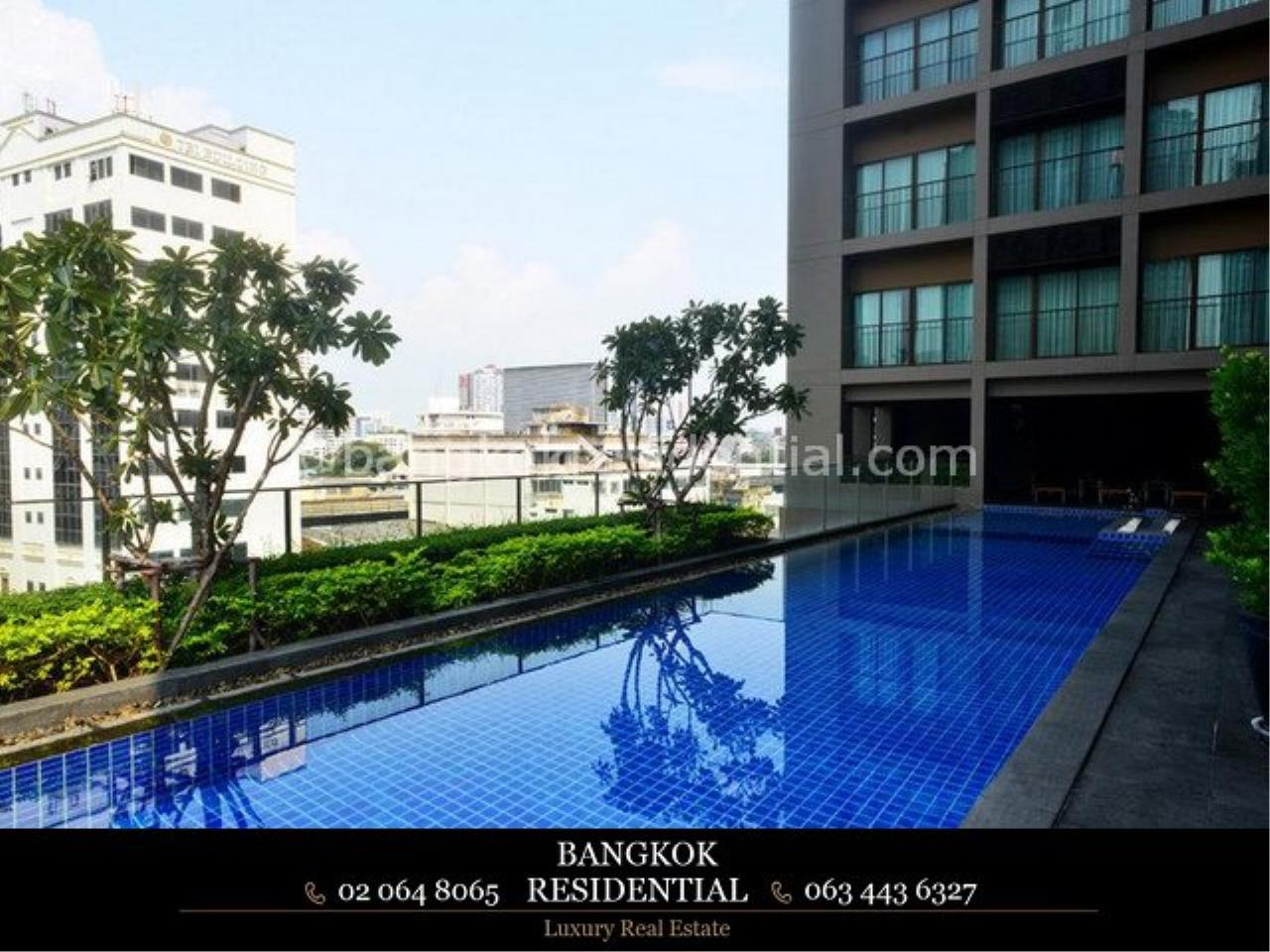 Bangkok Residential Agency's 1BR Noble Refine For Rent (BR5018CD) 4