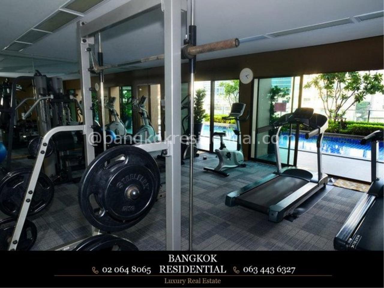 Bangkok Residential Agency's 1BR Noble Refine For Rent (BR5018CD) 5