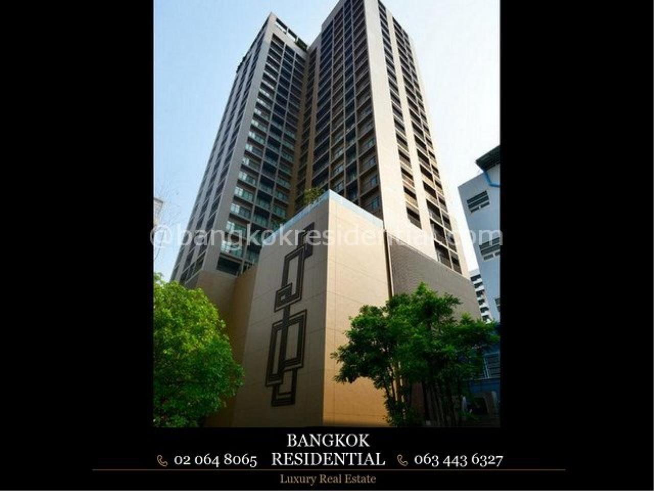 Bangkok Residential Agency's 1BR Noble Refine For Rent (BR5018CD) 7