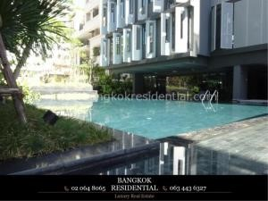 Bangkok Residential Agency's 1 Bed Condo For Rent in Phrom Phong BR5032CD 14