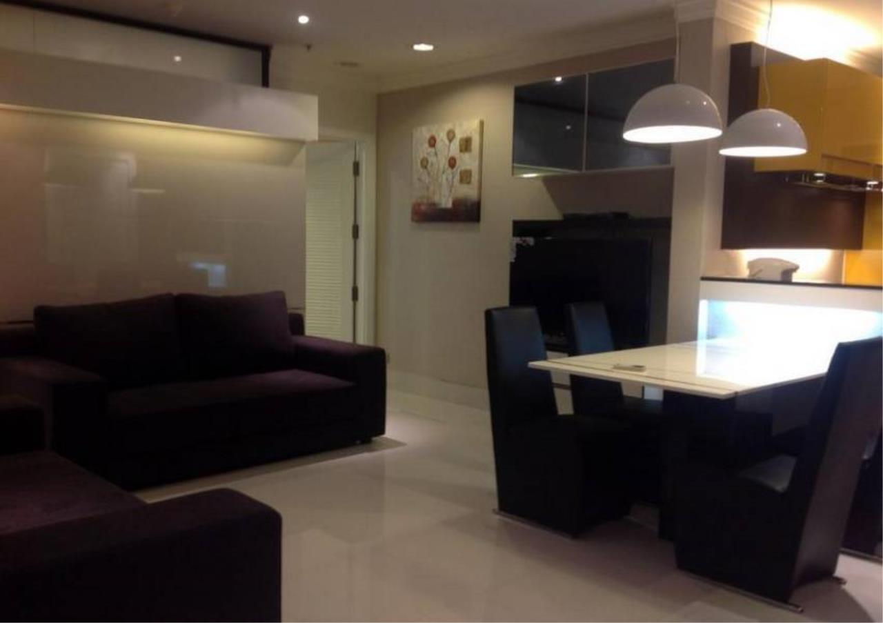 Bangkok Residential Agency's 2 Bed Condo For Rent in Asoke BR5069CD 2