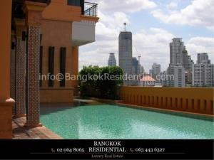 Bangkok Residential Agency's 2 Bed Condo For Rent in Phrom Phong BR5091CD 24