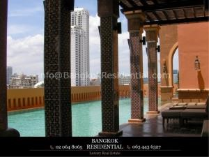 Bangkok Residential Agency's 2 Bed Condo For Rent in Phrom Phong BR5091CD 20