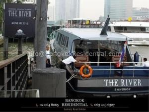Bangkok Residential Agency's 1 Bed Condo For Rent Near Riverside BR5092CD 12