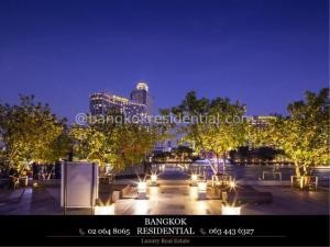 Bangkok Residential Agency's 2 Bed Condo For Rent Near Riverside BR5093CD 18