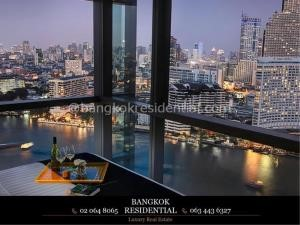 Bangkok Residential Agency's 2 Bed Condo For Rent Near Riverside BR5093CD 12