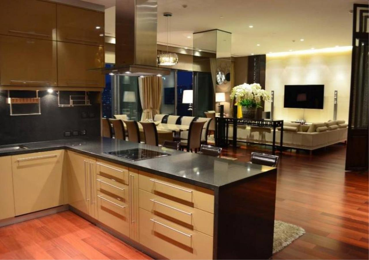 Bangkok Residential Agency's 4 Bed Condo For Rent in Phrom Phong BR5096CD 4
