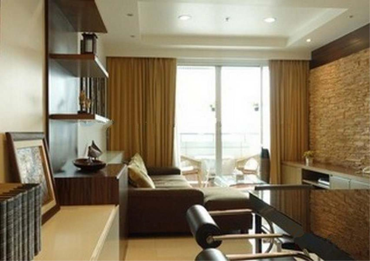 Bangkok Residential Agency's 2 Bed Condo For Rent in Silom BR5136CD 1