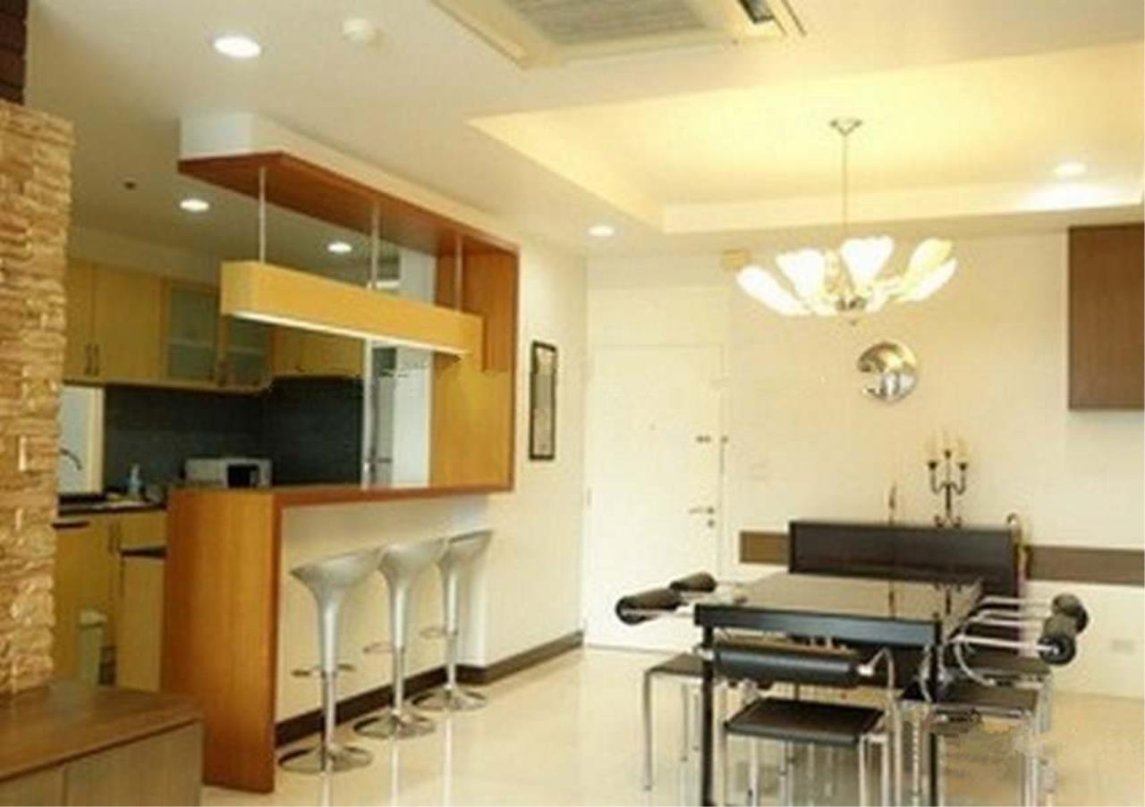 Bangkok Residential Agency's 2 Bed Condo For Rent in Silom BR5136CD 2