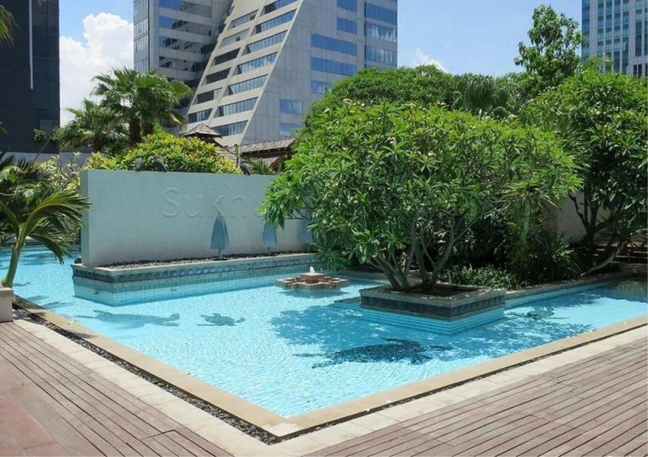 Bangkok Residential Agency's 3 Bed Condo For Rent in Phloenchit BR5144CD 9