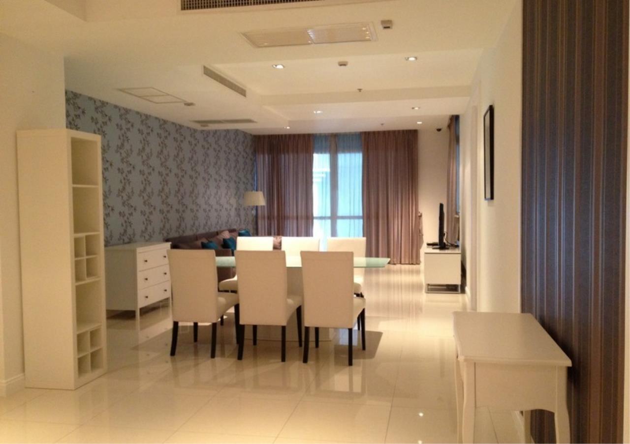 Bangkok Residential Agency's 3 Bed Condo For Rent in Phloenchit BR5144CD 1