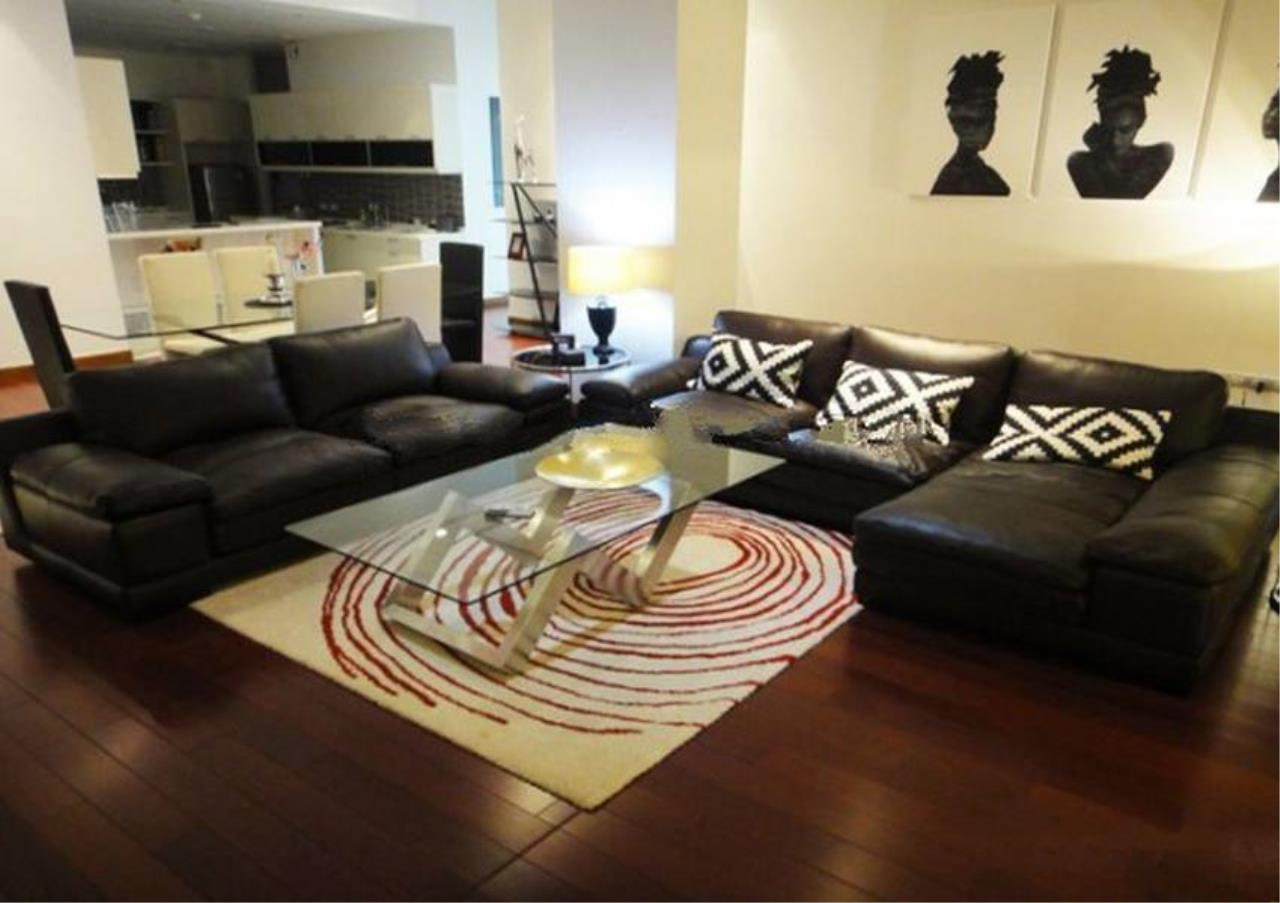 Bangkok Residential Agency's 2 Bed Condo For Rent in Phrom Phong BR5146CD 1