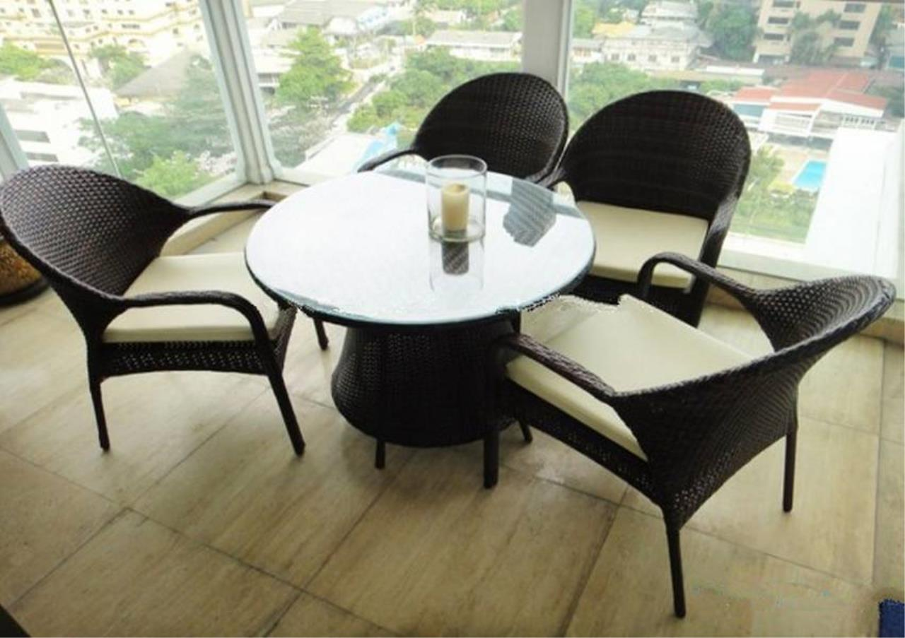 Bangkok Residential Agency's 2 Bed Condo For Rent in Phrom Phong BR5146CD 10