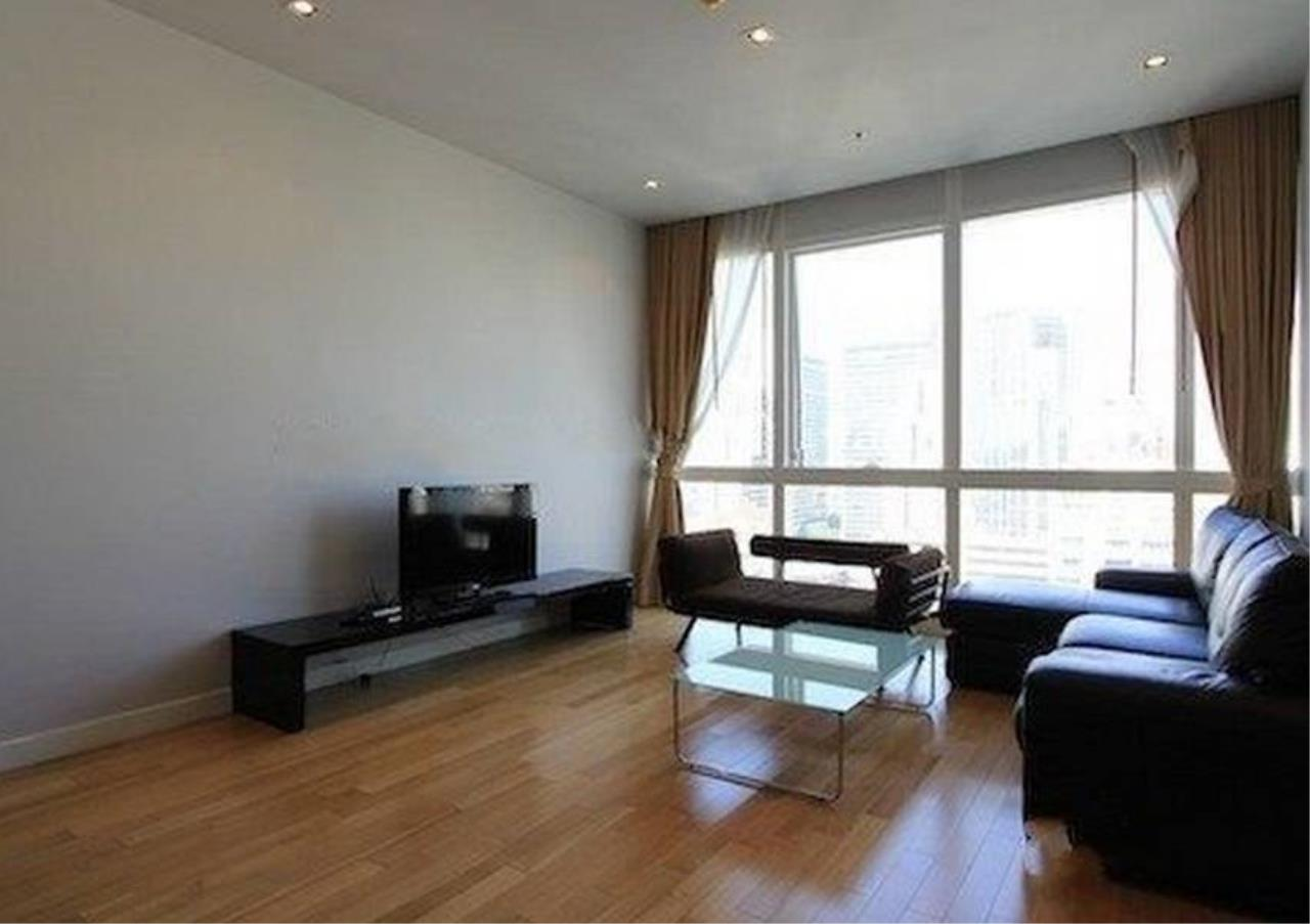 Bangkok Residential Agency's 2 Bed Condo For Rent in Asoke BR5161CD 1