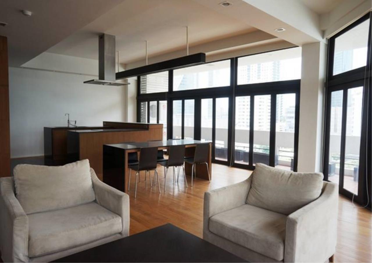 Bangkok Residential Agency's 2 Bed Condo For Rent in Asoke BR5169CD 1