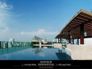 Bangkok Residential Agency's 2 Bed Condo For Rent in Thonglor BR5245CD 12