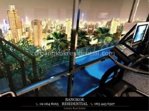 Bangkok Residential Agency's 2 Bed Condo For Rent in Phetchaburi BR5256CD 17