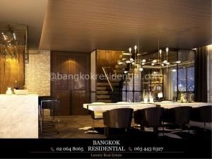 Bangkok Residential Agency's 3 Bed Condo For Rent in Chidlom BR5271CD 18
