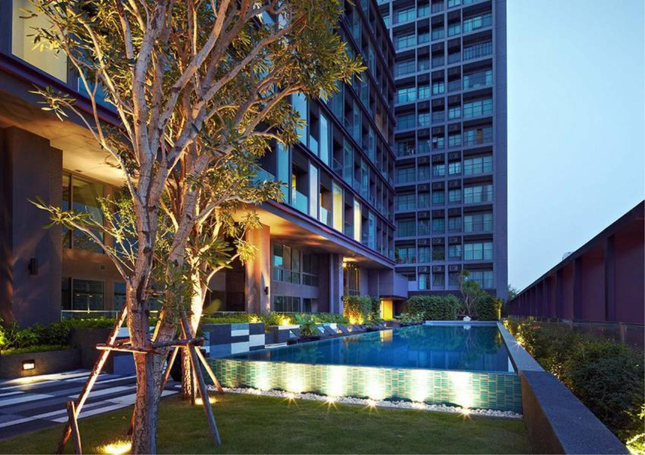 Bangkok Residential Agency's 1 Bed Condo For Rent in Thonglor BR5281CD 3