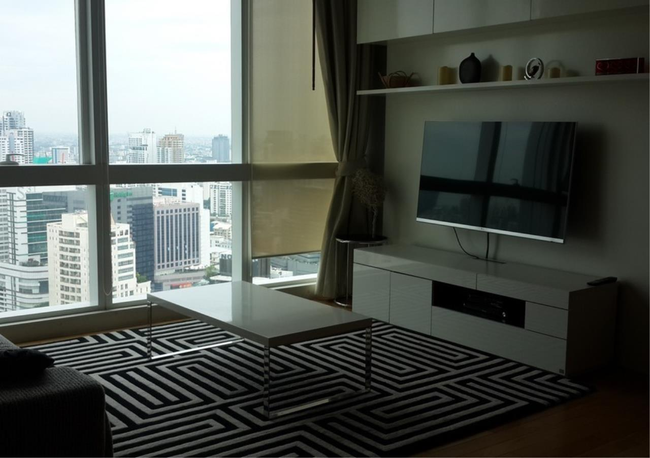 Bangkok Residential Agency's 1 Bed Condo For Rent in Asoke BR5305CD 1