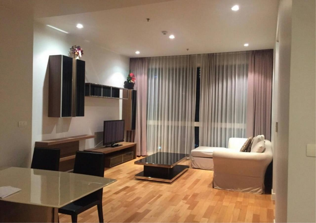 Bangkok Residential Agency's 2 Bed Condo For Rent in Asoke BR5307CD 1