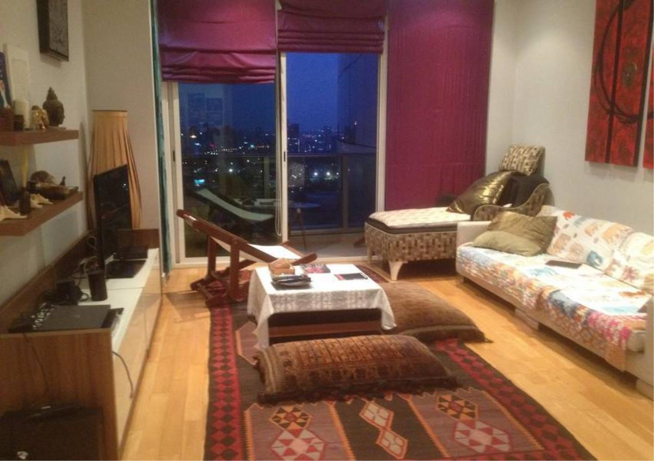 Bangkok Residential Agency's 2 Bed Condo For Rent in Asoke BR5342CD 1