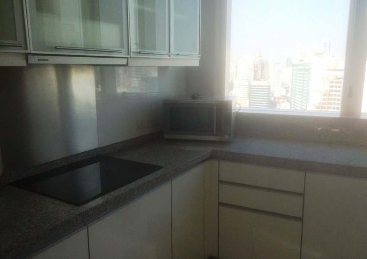 Bangkok Residential Agency's 3 Bed Condo For Rent in Asoke BR5377CD 4
