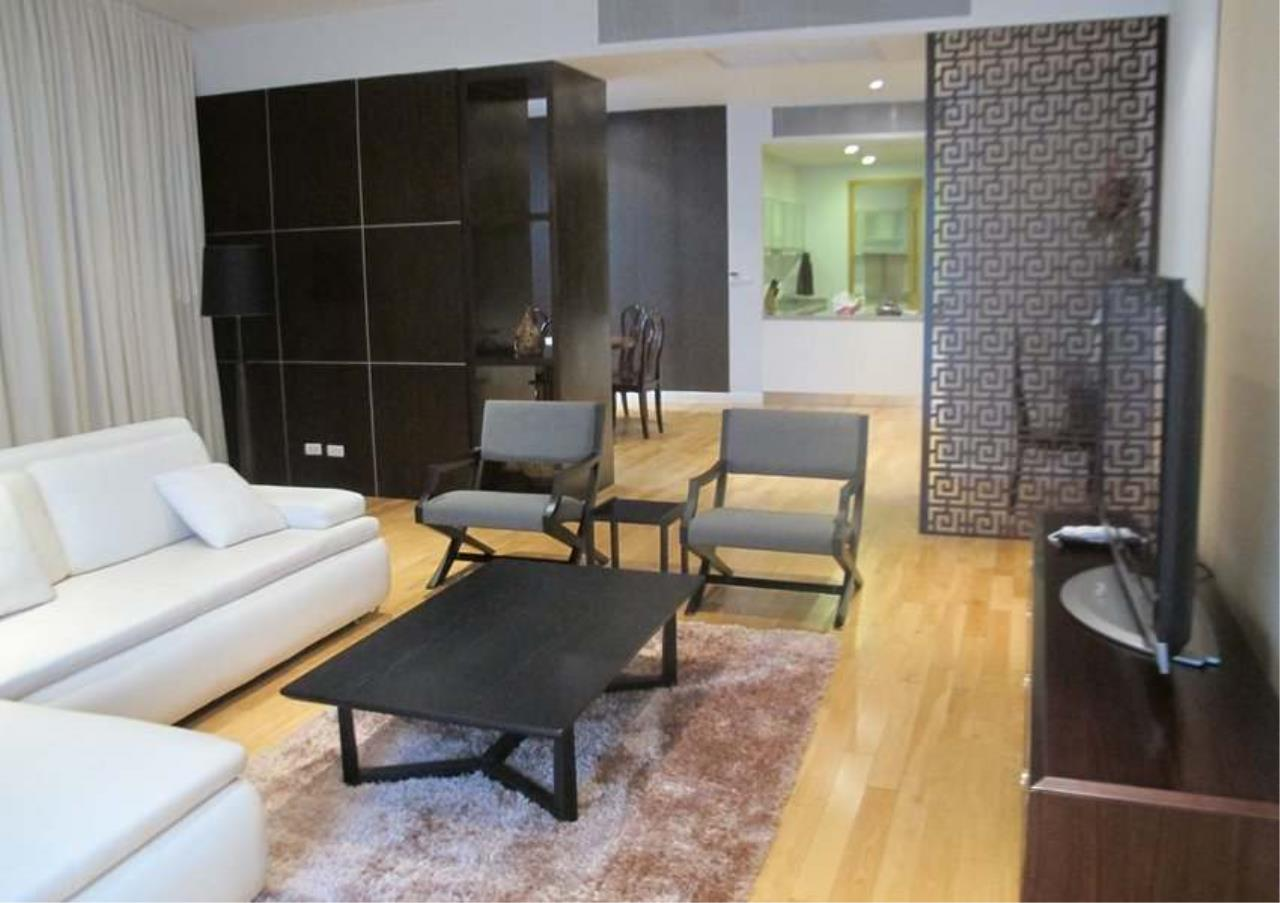 Bangkok Residential Agency's 3 Bed Condo For Rent in Asoke BR5381CD 1