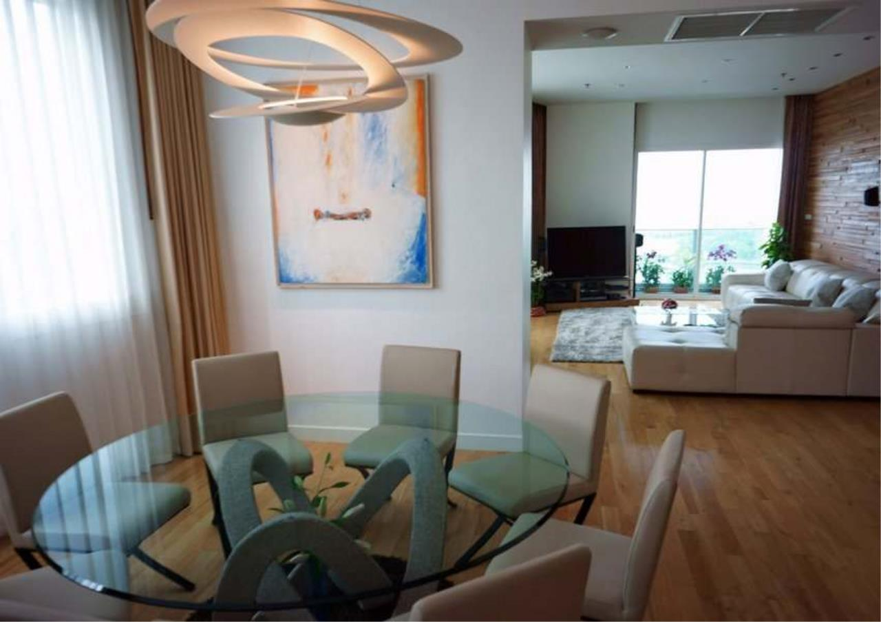 Bangkok Residential Agency's 3 Bed Condo For Rent in Asoke BR5382CD 3