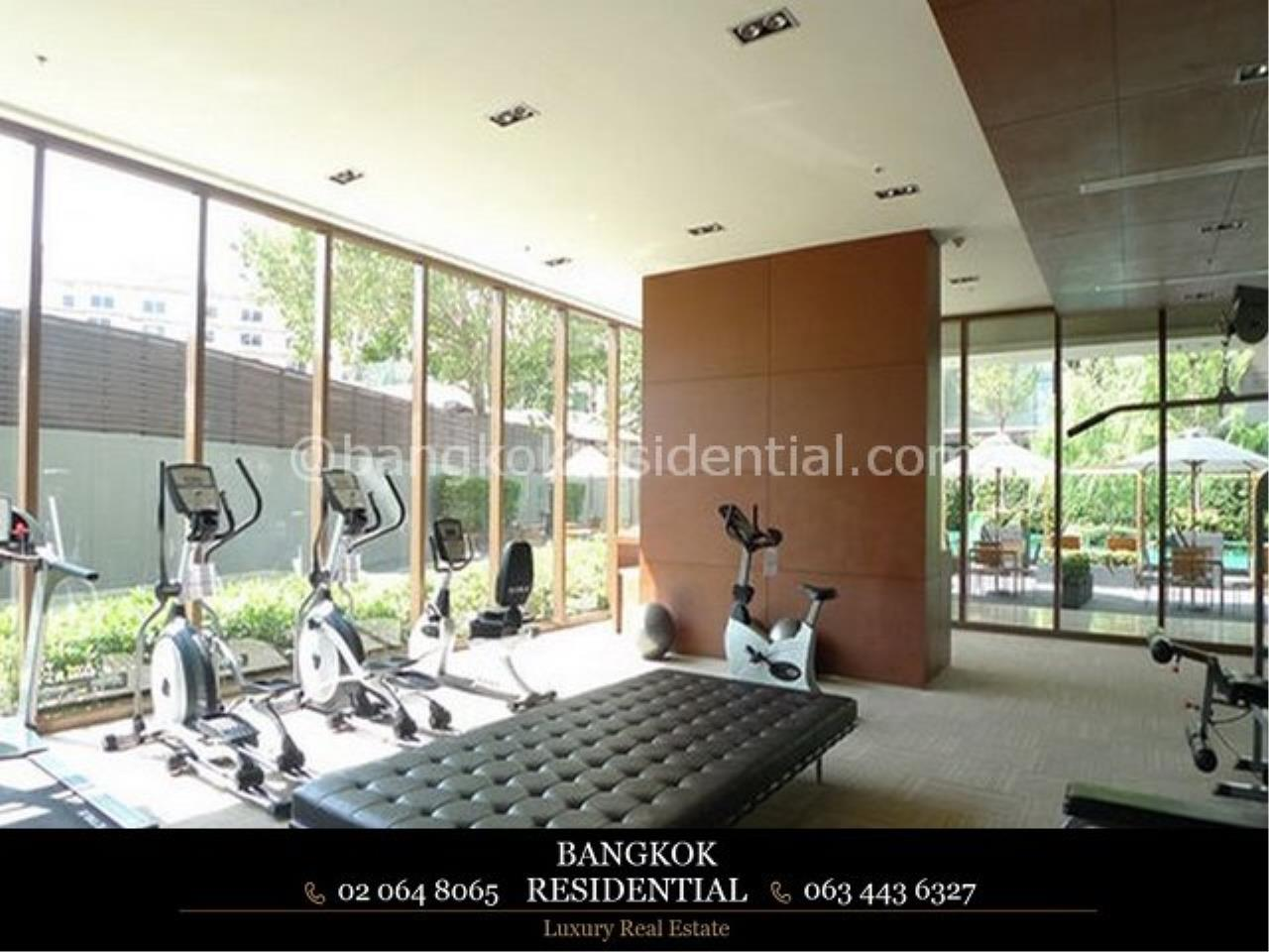 Bangkok Residential Agency's 1BR Duplex Emporio Place For Rent (BR5531CD) 2