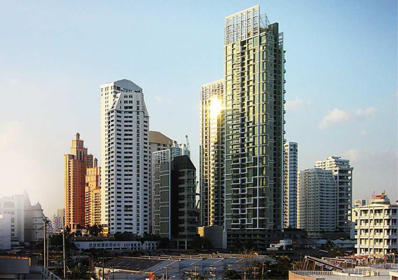 Bangkok Residential Agency's 1 Bed Condo For Rent in Phrom Phong BR5573CD 1