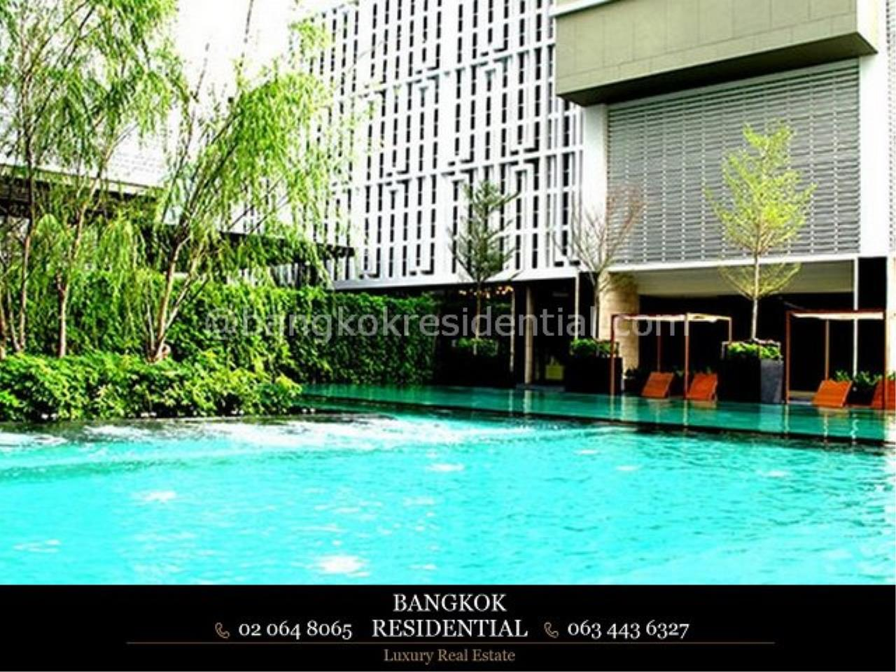 Bangkok Residential Agency's 3BR Penthouse Emporio Place For Rent BR5580CD 3