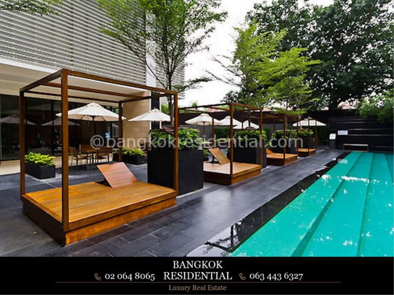 Bangkok Residential Agency's 3BR Penthouse Emporio Place For Rent BR5580CD 4