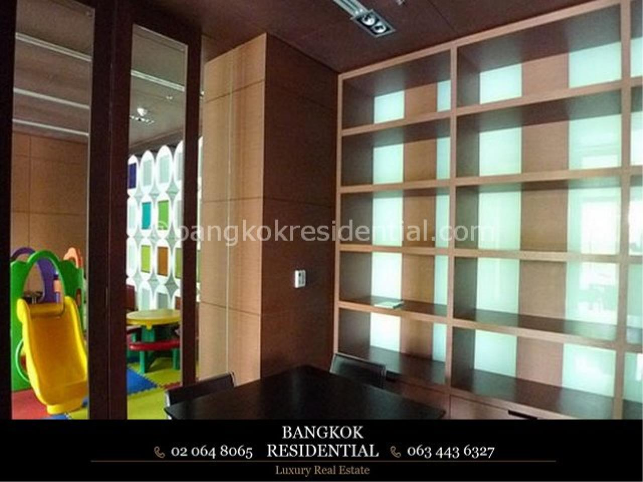 Bangkok Residential Agency's 3BR Penthouse Emporio Place For Rent BR5580CD 6
