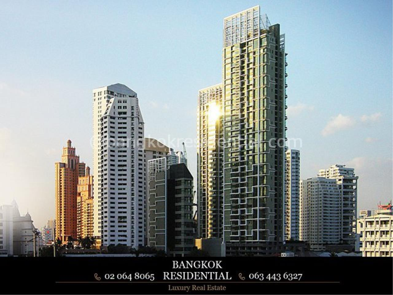 Bangkok Residential Agency's 3BR Penthouse Emporio Place For Rent BR5580CD 8