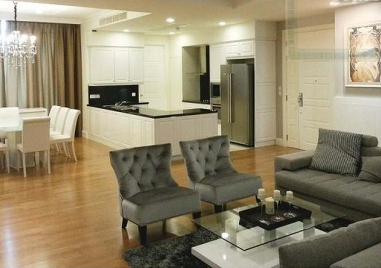 Bangkok Residential Agency's 4 Bed Condo For Rent in Asoke BR5607CD 9
