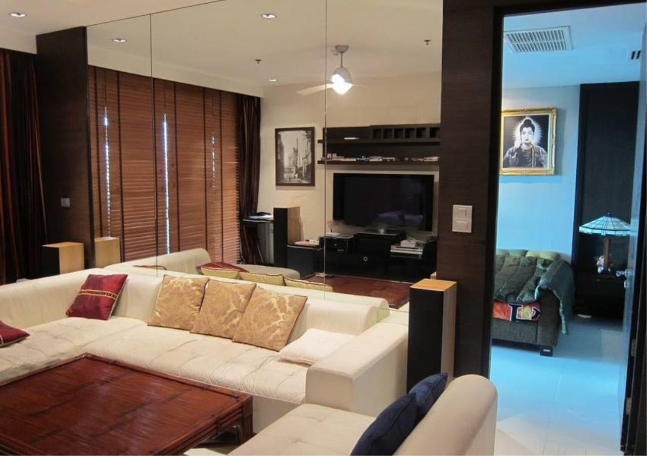 Bangkok Residential Agency's 2 Bed Condo For Rent in Asoke BR5628CD 2