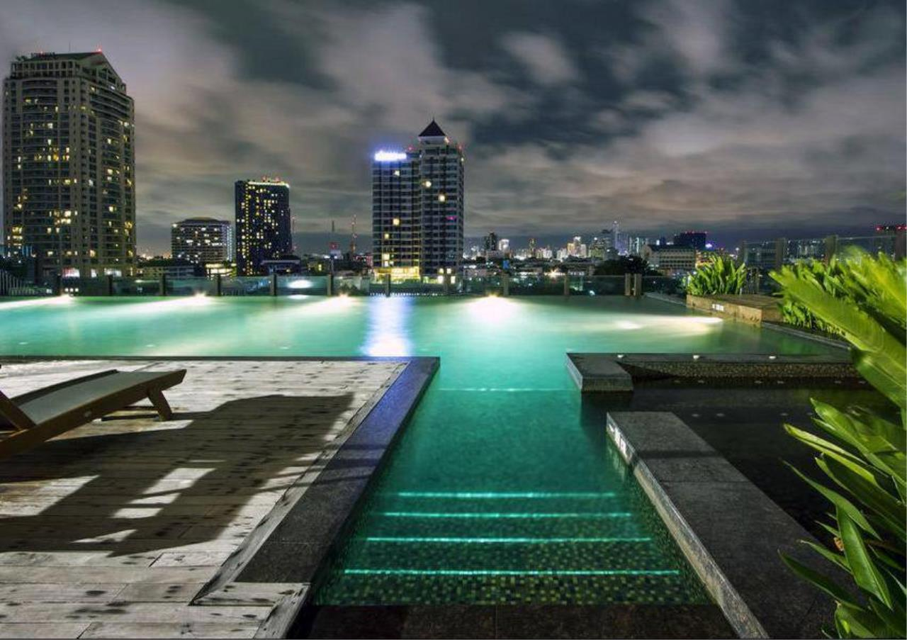 Bangkok Residential Agency's 1 Bed Condo For Rent in Sathorn BR5639CD 1
