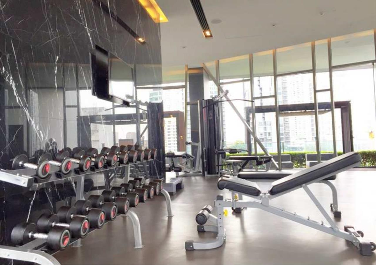 Bangkok Residential Agency's 1 Bed Condo For Rent in Thonglor BR5658CD 11
