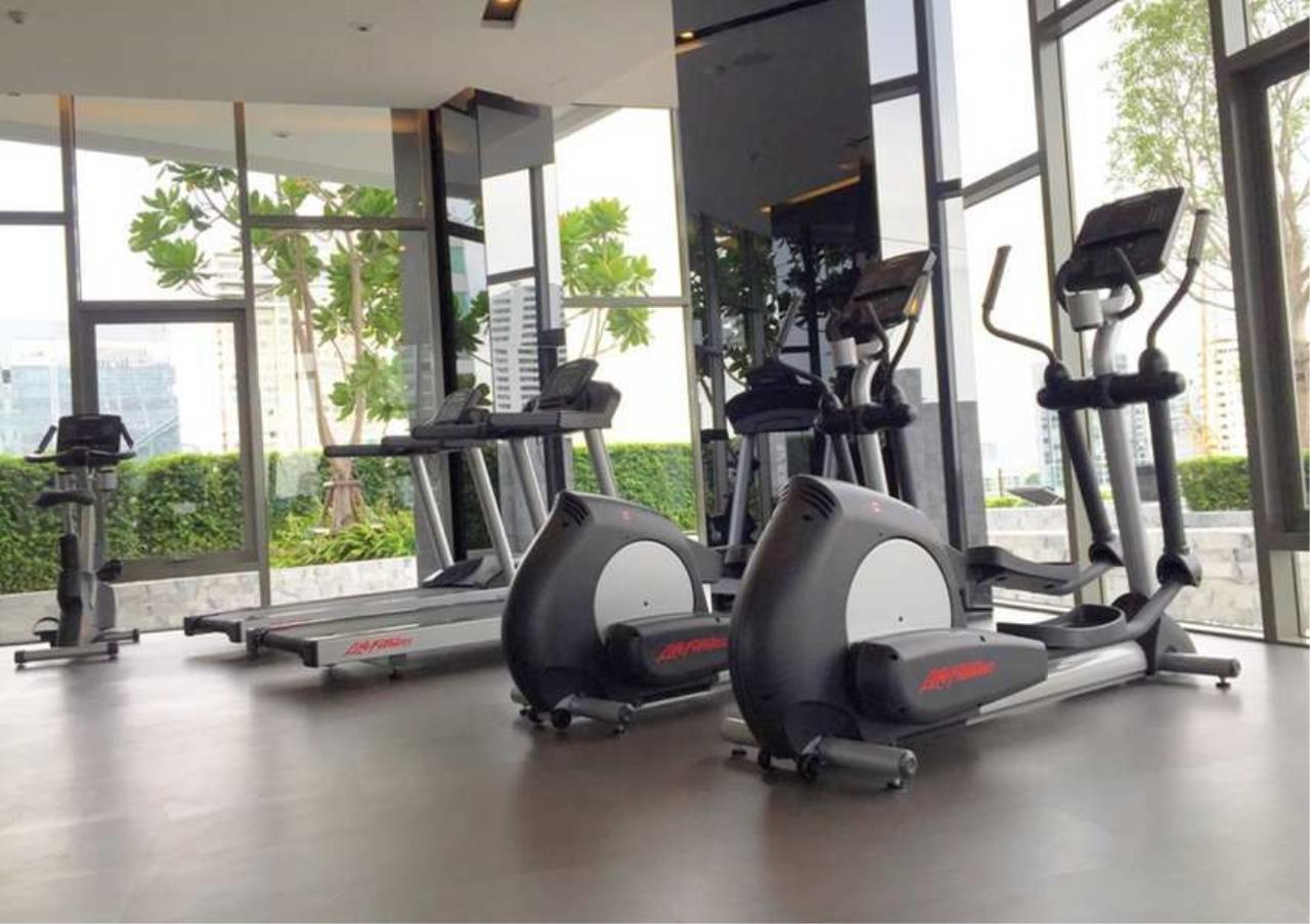 Bangkok Residential Agency's 1 Bed Condo For Rent in Thonglor BR5658CD 12